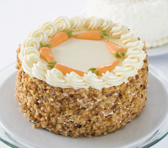 Carrot Cake | Pastiche Fine Desserts