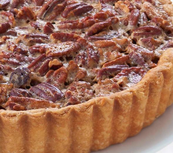 southern-pecan-tart-closeup