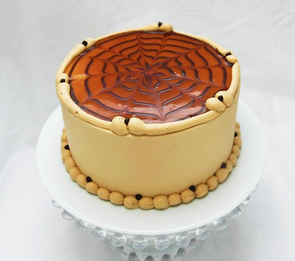 Chocolate Caramel Cake | Pastiche Fine Desserts